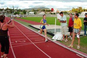 Championnats de 5000 sur piste
