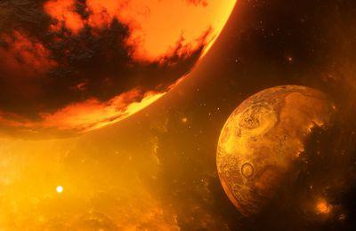 Des fragments d'un monde extraterrestre pourraient être enfouis dans les entrailles de la Terre