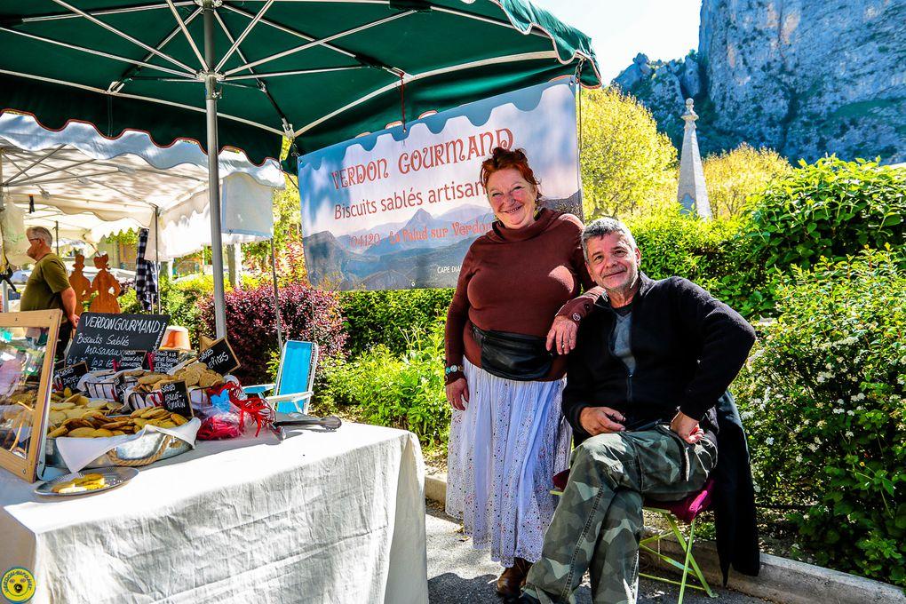 Castellane la fête du printemps et rencontre Franco-Italienne