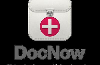 DocNow, un docteur dans votre poche !