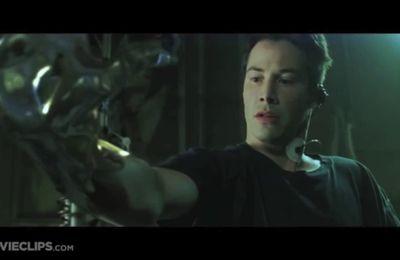 """""""Matrix"""", Neo et le miroir"""