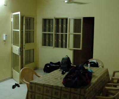 Arrivée et premier WE à Niamey