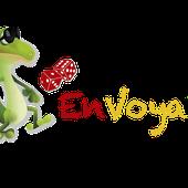 Envoyajeux / Box multi-activités enfants / France /Voyageons en jouant