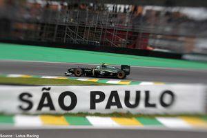 Le Brésil sera présent jusqu'en 2020