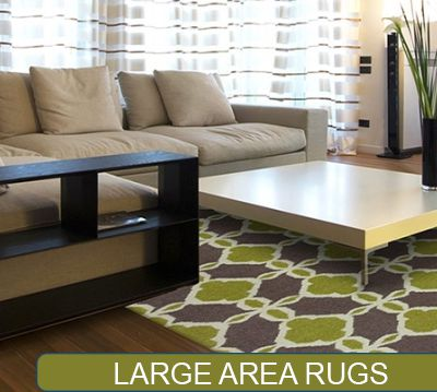 Large Area Rugs To Decorate Your