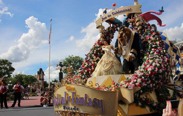 Walt Disney World : les parades du Magic KingdomWa