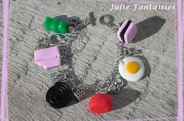 Bracelet gourmand bonbons !