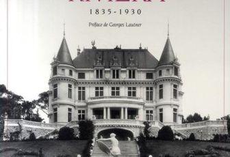 LIVRE : BELLES DEMEURES EN RIVIERA 1835-1930 par Didier GAYRAUD