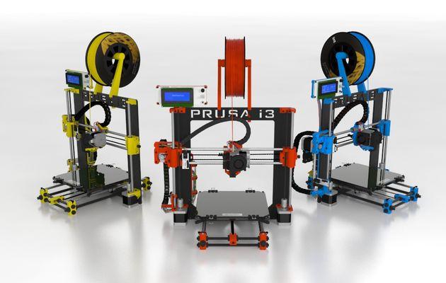 Une imprimante 3D à petit prix