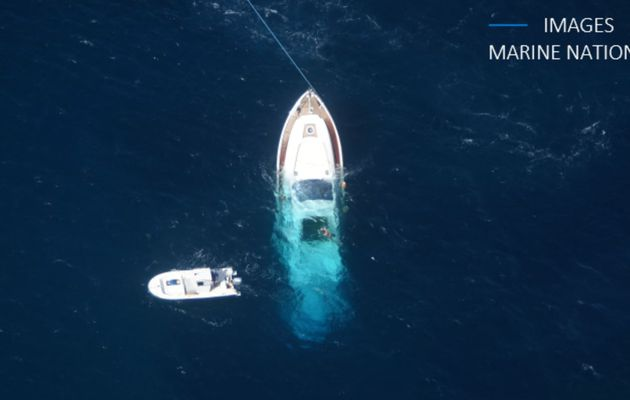 Yachting - 75-foot Italian motoryacht sinks in southern Corsica