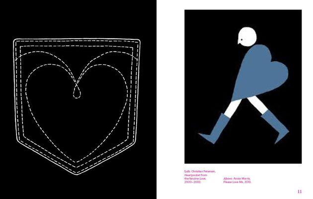Le livre des cœurs de Francesca Gavin