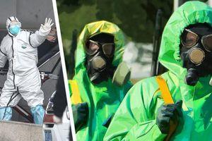 Les militaires américains se préparent à la pandémie de coronavirus