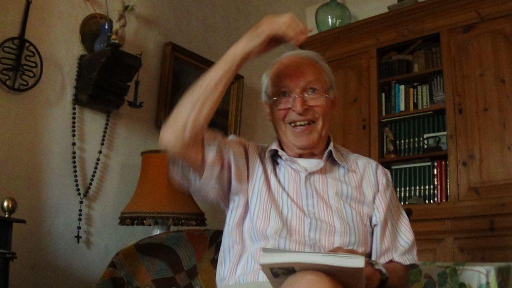 Jean Abélanet: le grand père de l'archéologie roussillonaise! interview par  Nicolas Caudeville