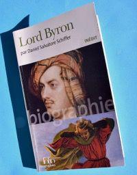 A lire : Lord Byron par Salvatore Schiffer