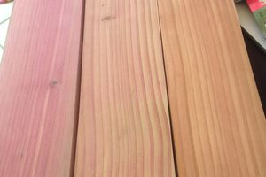 Teinture naturelle sur bois
