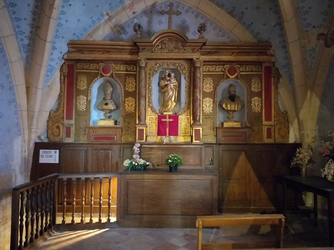 """""""Un des plus beaux villages de France"""" du Tarn et Garonne, halte des chemins de Compostelle"""