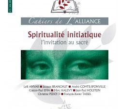 RECENSION : LE 8ème CAHIER DE L'ALLIANCE- La Revue d'Études & Recherche Maçonnique. : « Les Voies du silence. Au commencement est l'ineffable.