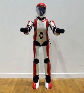 Cybedroid : des robots français pour les personnes âgées