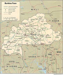 Le Burkina Faso, pilier de la « Françafrique » (Monde diplomatique)