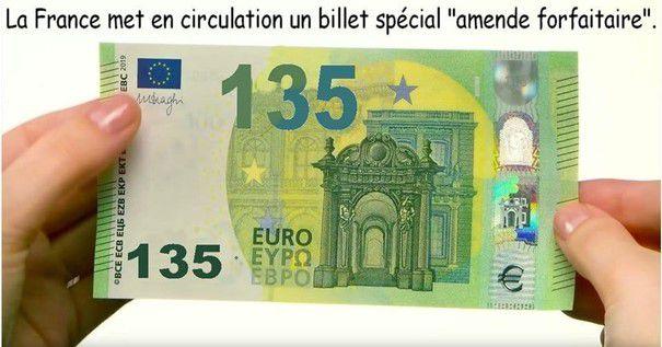 Le billet amende forfaitaire parmi les nouvelles mesures, aussi à Aulnay-sous-Bois !
