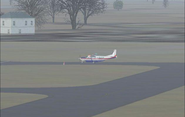 Premier vol Grand Caravan YQUET-Aviation réussi...