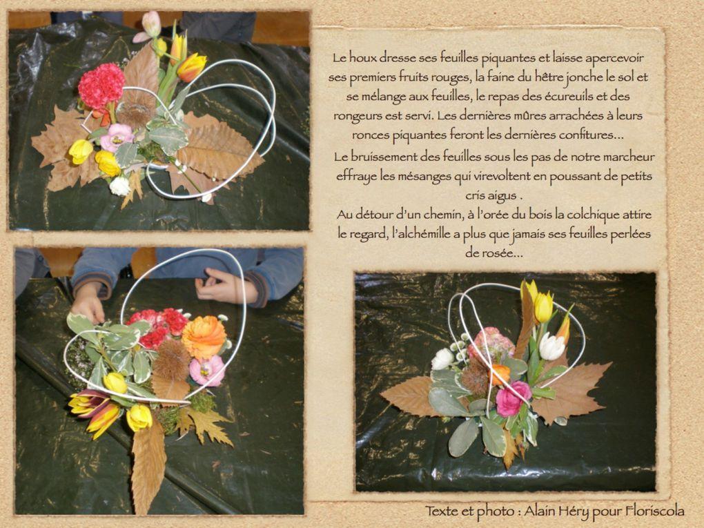 L'art floral pour enfants
