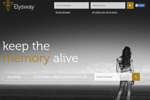 Un réseau social pour les morts.