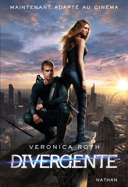 Divergente - Tome 1 de Veronica Roth ♪ Beating Heart ♪