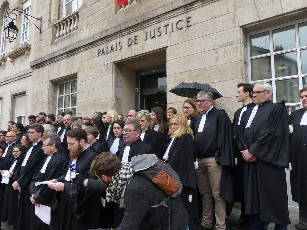 Qui met le feu à la justice?