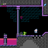Twin Dragons - a brand new game for the NES
