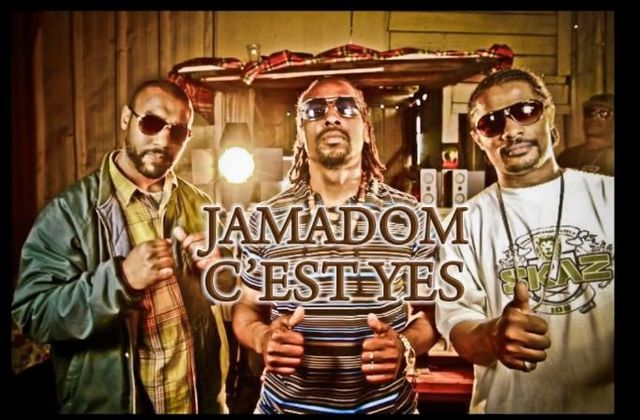 [DANCEHALL] JAMADOM - C'EST YES - 2012