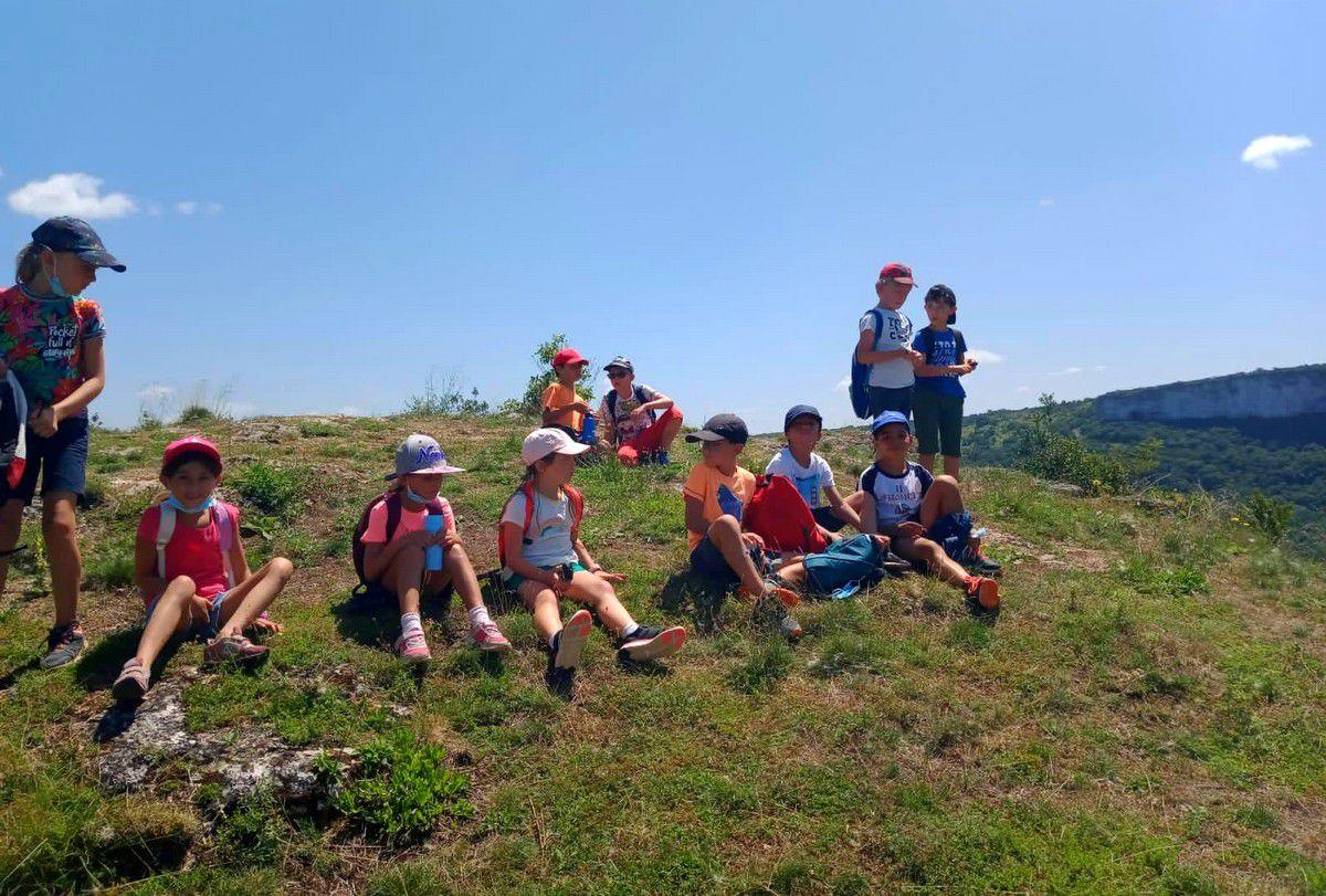 Camp St-Antonin 2021 : Lundi 19 juillet