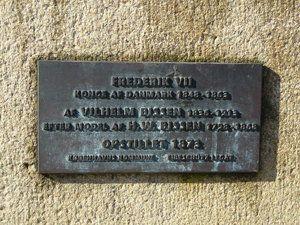 Statue de Frederik VII