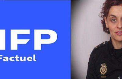 Entre une policière espagnole et l'AFP, qui désinforme le plus ?