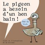 Le pigeon a besoin d'un bon bain semaine 33 (2015-2016)