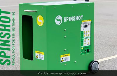 Improve Your Game & Its Speed with the Help of Tennis Ball Machine