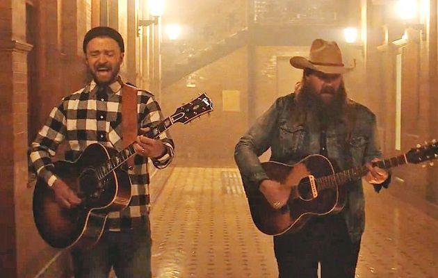 Justin Timberlake embauche La Blogothèque pour le clip de Say Something