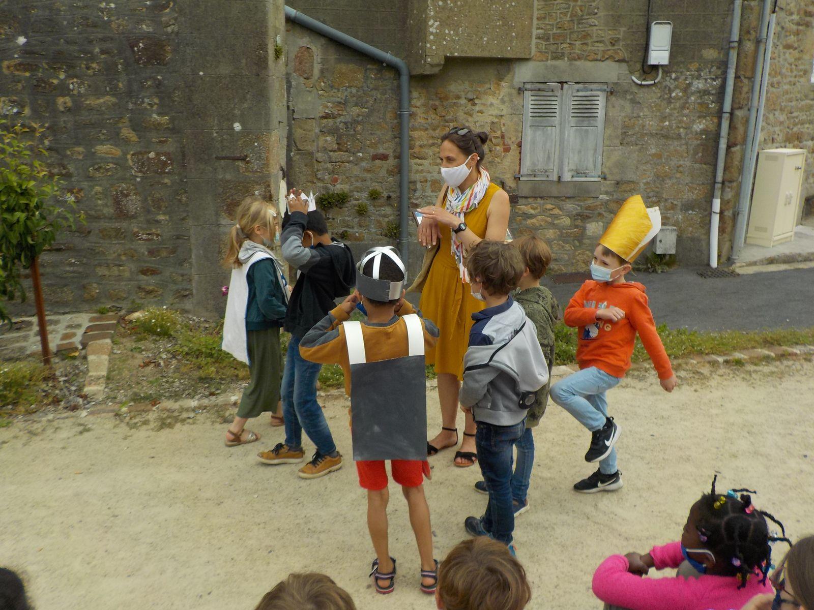 Visite historique d'Avranches (suite....)
