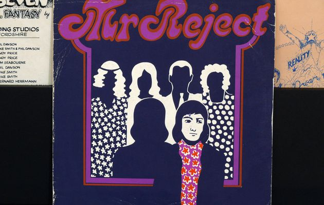 Mr Reject - Mr Reject (1971)