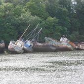 146 Douarnenez, Port-Rhu, Fête des Associations, Chantiers navals, vieilles coques et patrimoine maritime 14/05/11