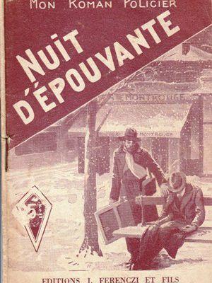 Léo GESTELYS : Nuit d'épouvante.