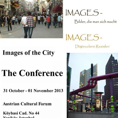 IMAGES (III) - Images of the City Conference Programme (update 14-10-2013)