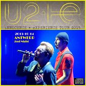 U2 -i&e Tour2015 -14/10/2015 -Anvers ,Belgique (2) -Sportpaleis - U2 BLOG
