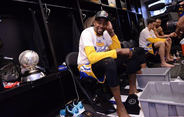 """Kevin Durant : """" Si je gagne une bague NBA, cela ne voudrait pas dire que ma vie est entièrement comblée """""""