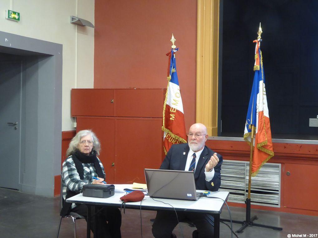 Assemblée Générale de la section UNC Belledonne-Vercors, à Gières
