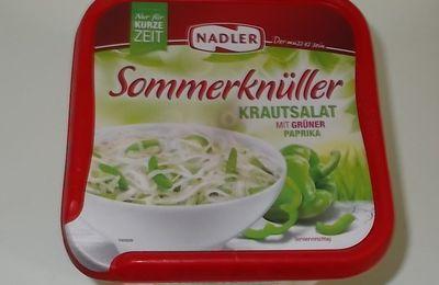 Nadler Sommerknüller Krautsalat mit grüner Paprika