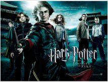 Harry Potter et la Coupe de Feu (2005) de Mike Newell