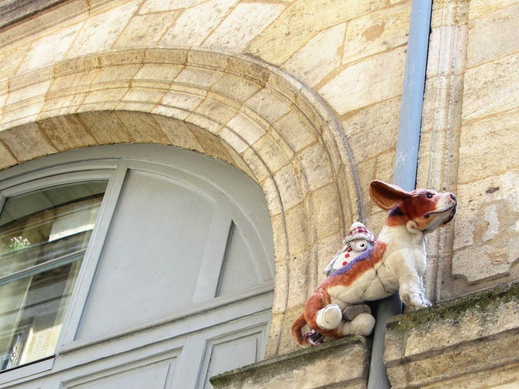 Dans les rues de Bordeaux