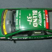 RENAULT LAGUNA BTCC 1998 COUPE ANGLETERRE ALAIN MENU ONYX 1/43 - car-collector