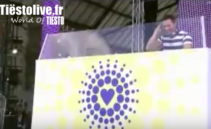 Tiësto video | Love Parade | Berlin, Germany - 24 july 2010 | 20 minutes |